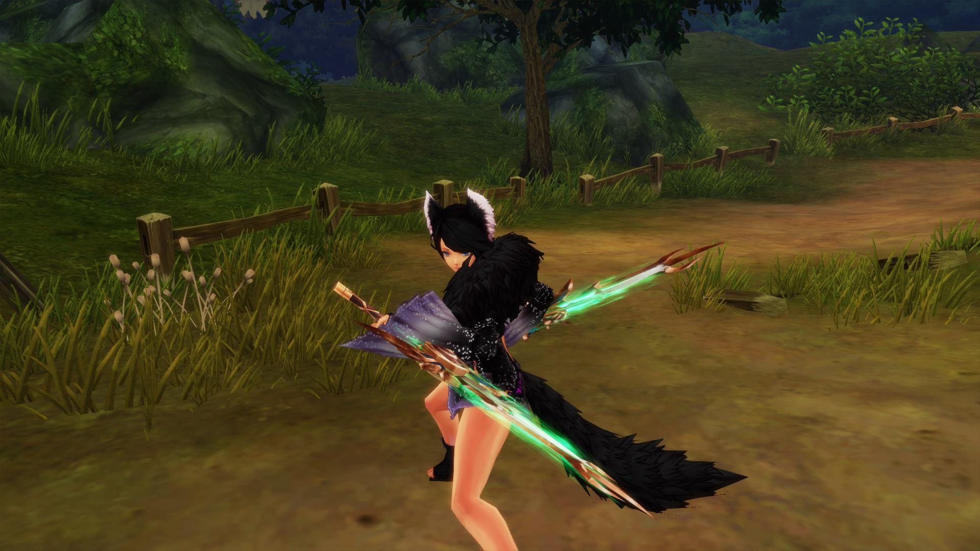 Kritika Online weapon skins