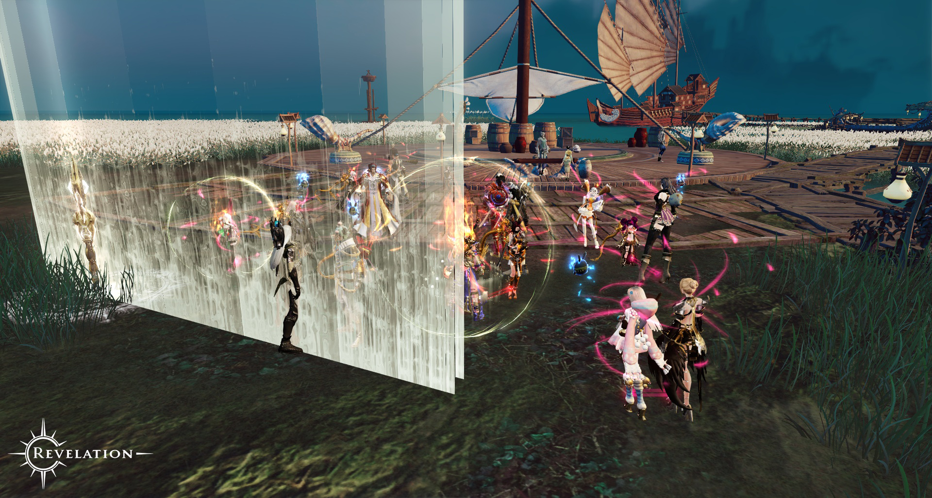 Revelation Online guild activities