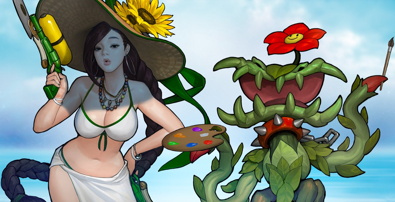 Hyper Universe summer vacation contest