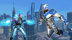 Champions Online Free Anniversary Giveaway