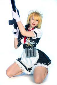 Girls Frontline cosplay Doremi G36