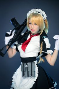 Girls Frontline cosplay Doremi G36