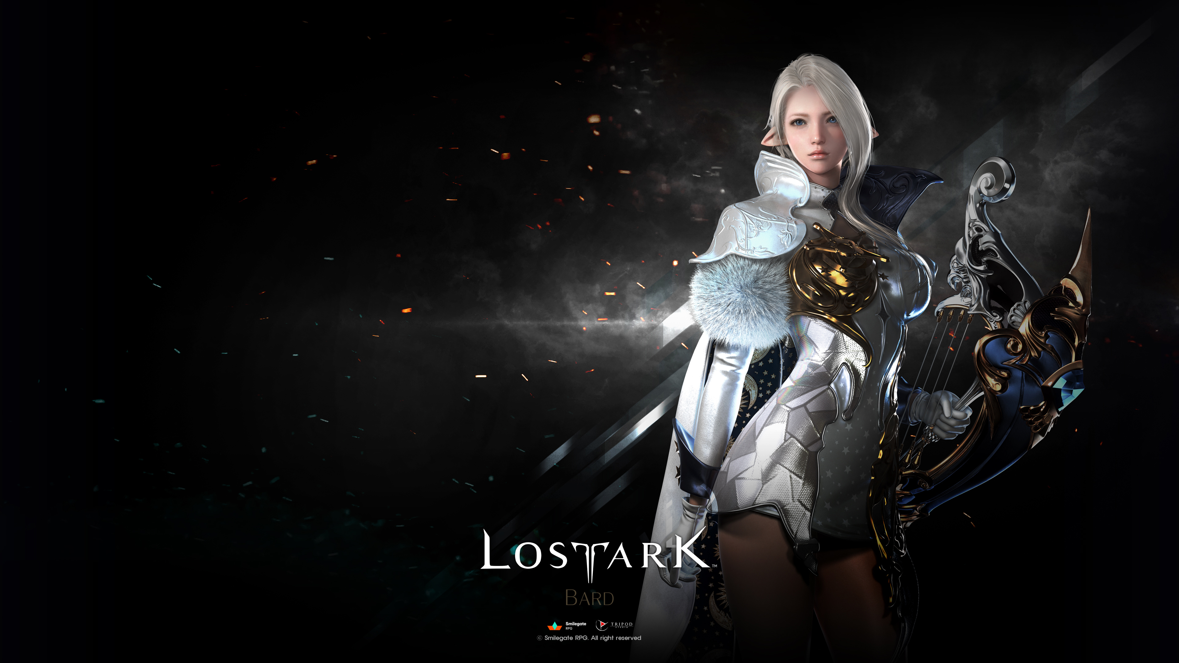 Lost Ark second closed beta classes