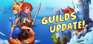 Mighty Party guilds update