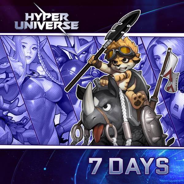 hyper universe beta start