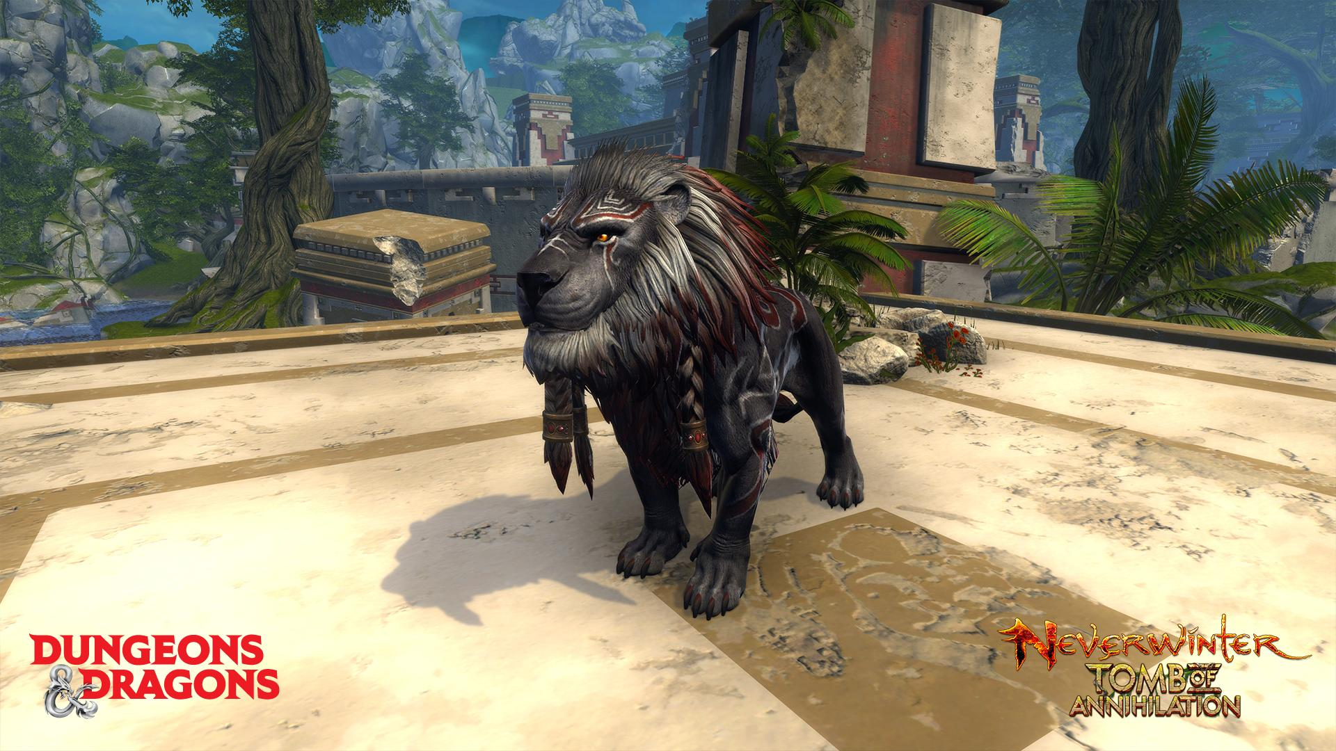 Neverwinter Free mount
