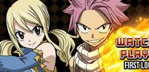 Fairy Tail: Hero's Journey First Look Gameplay