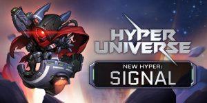Hyper Universe Signal