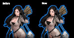 Hyper Universe boobs