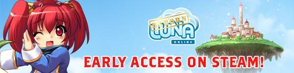 Luna Online Reborn Free Early Access Key Giveaway
