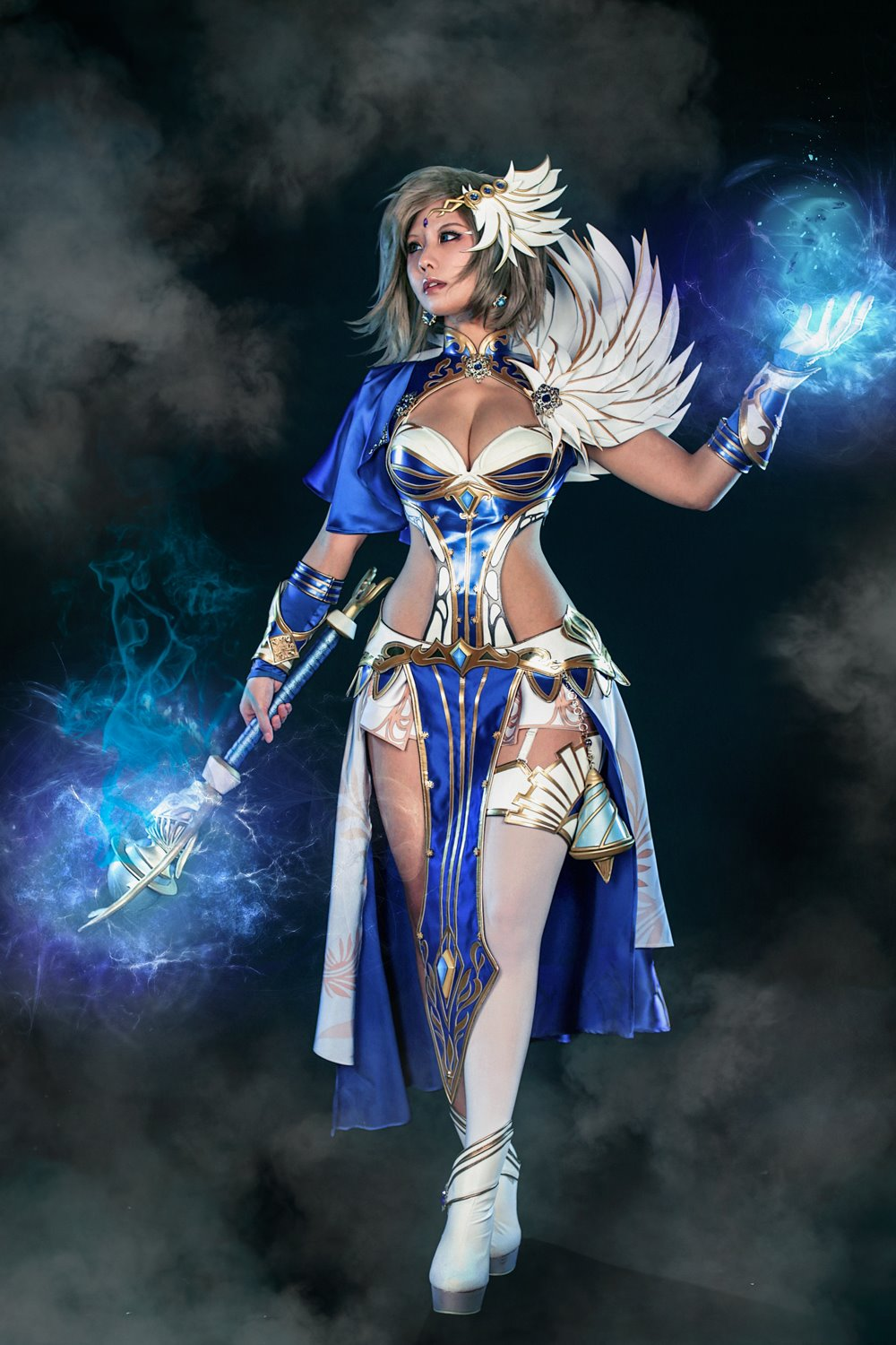 Thine cosplay Spiral Cats Tasha Sorceress