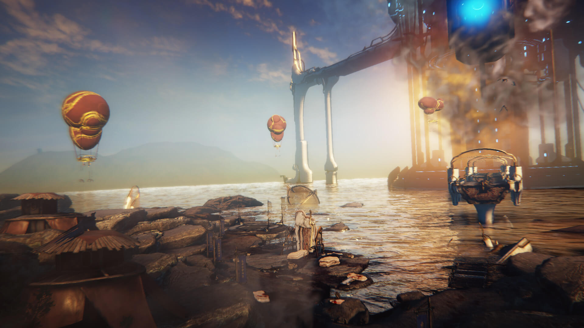 Warframe Plains of Eidolon update