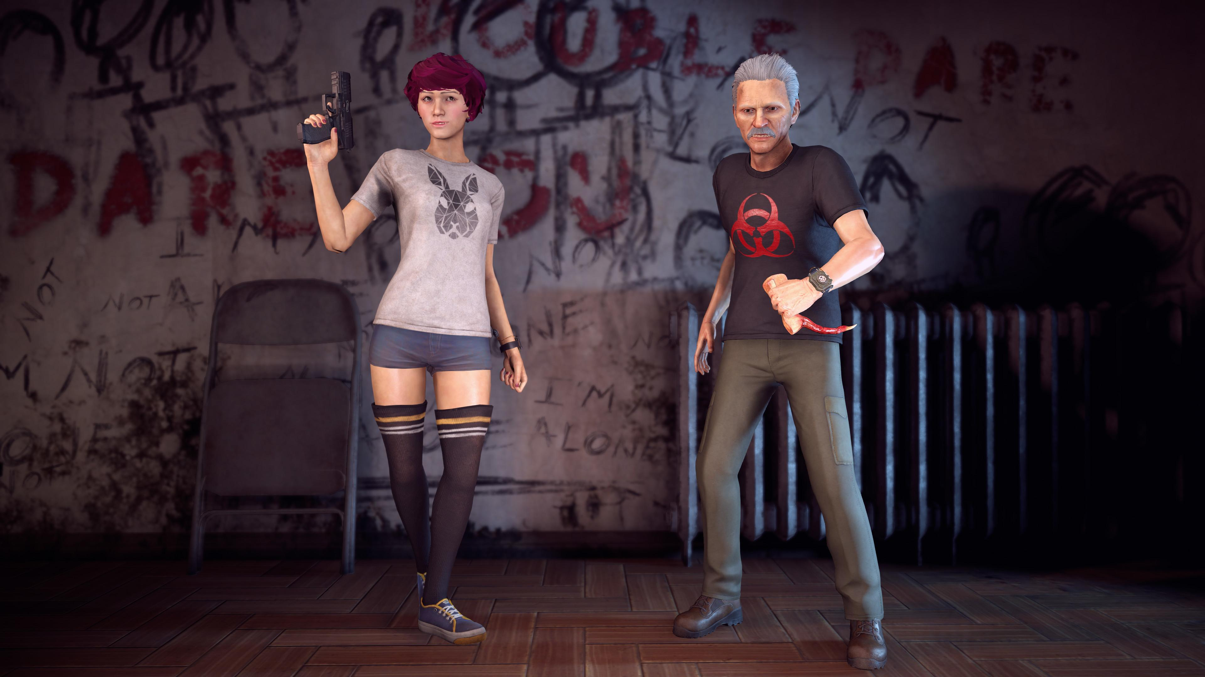 Deceit is going free-to-play