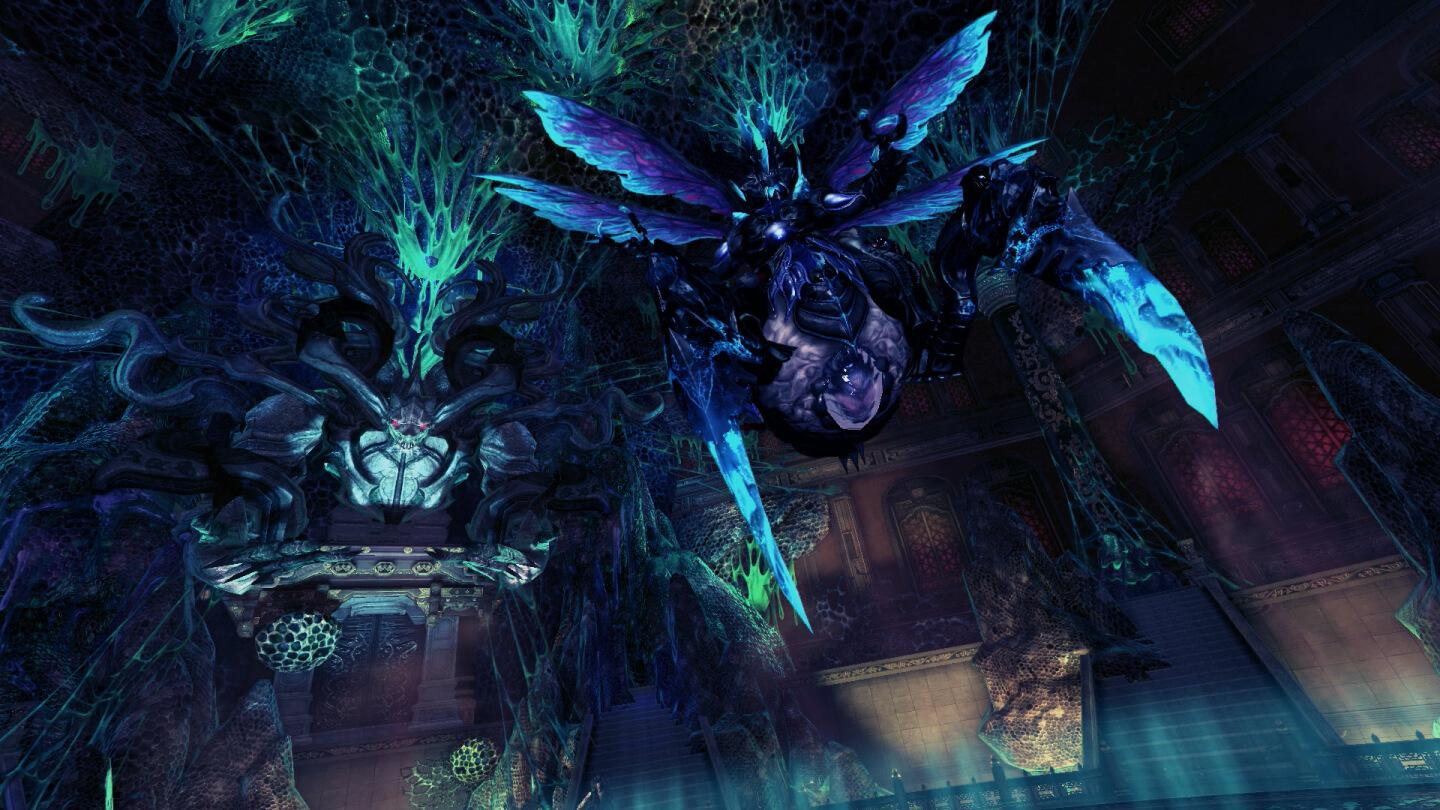 Blade and Soul Rage of the Hive Queen