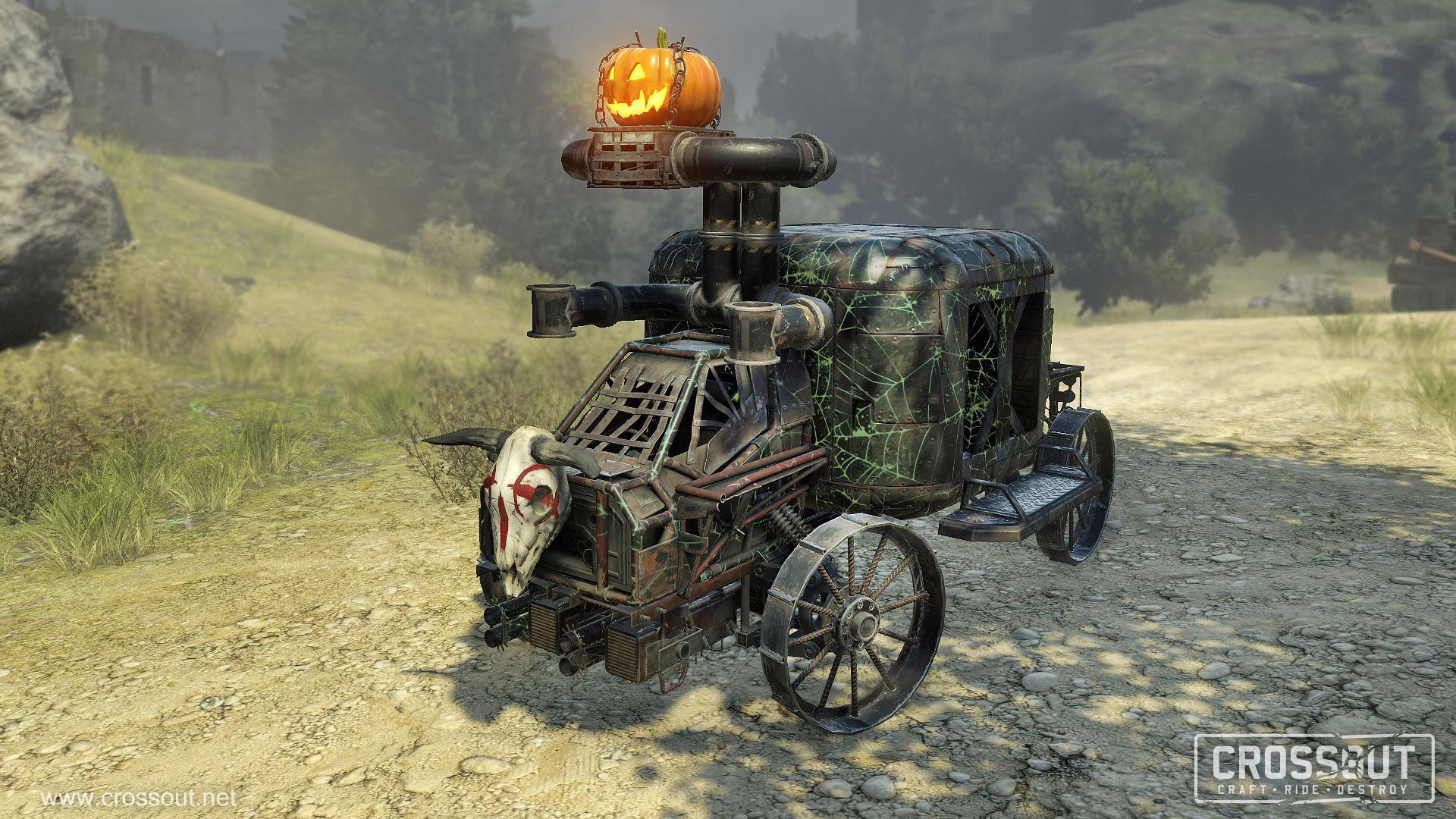 Crossout Halloween