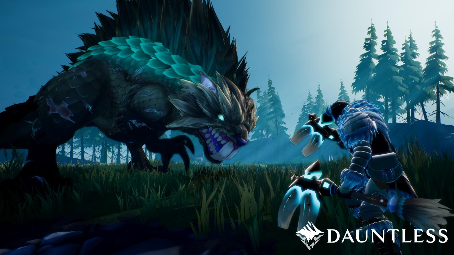 Dauntless Forge Your Legend
