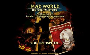 Mad World Halloween