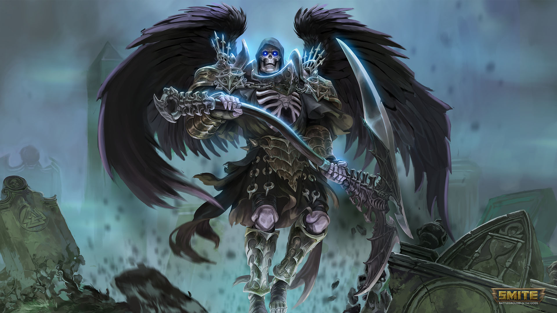 SMITE Free Thanatos Grim Reaper Key Giveaway