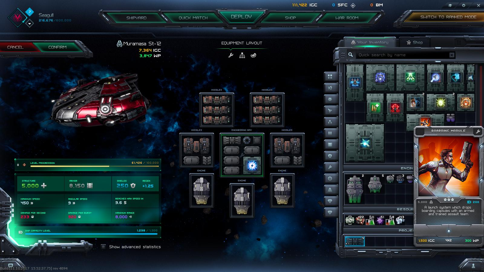 starfall tactics NPC faction test