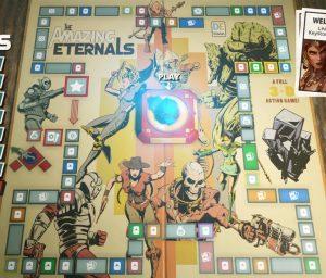 amazing eternals game board