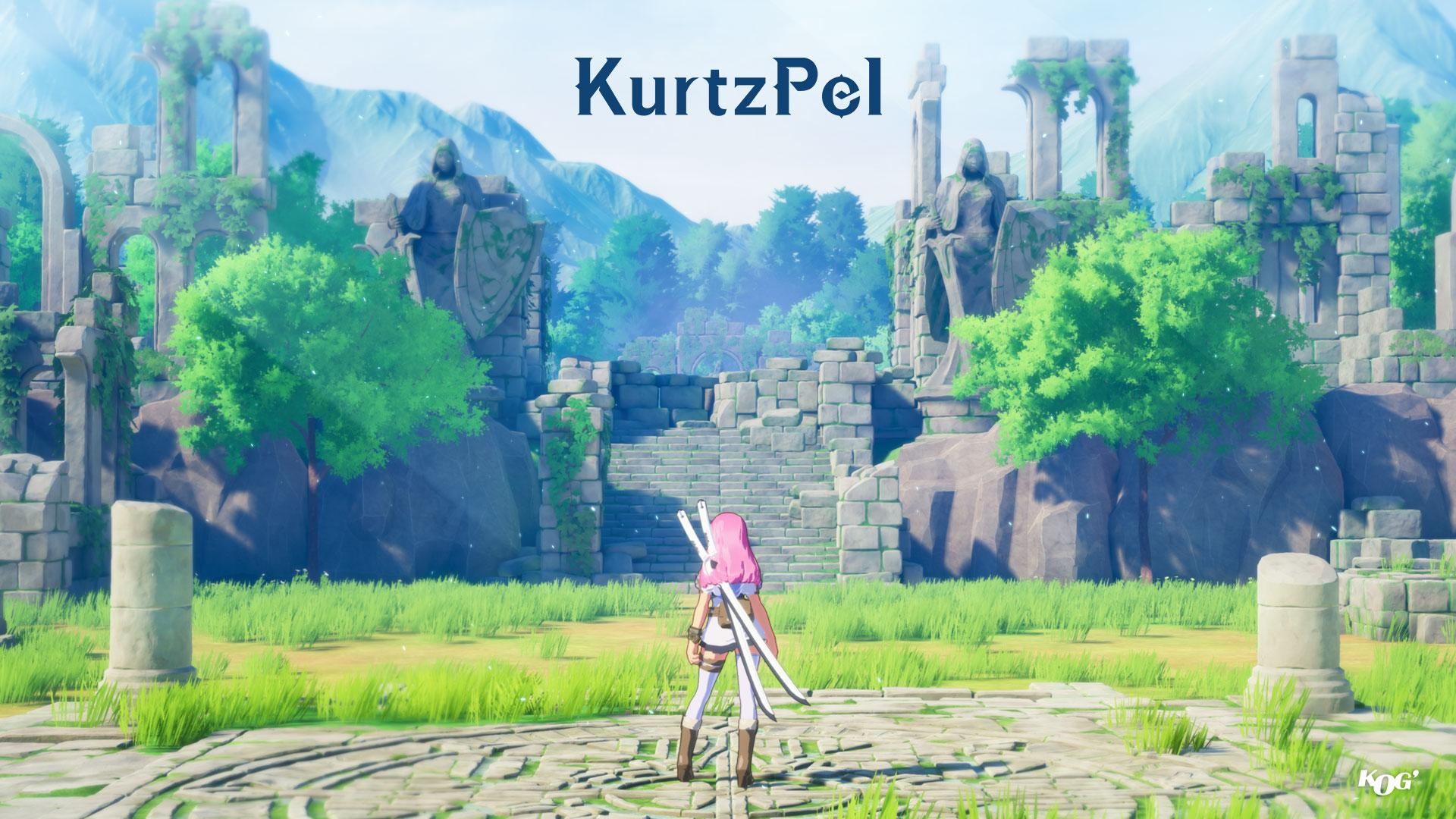 KurtzPel anime brawler game
