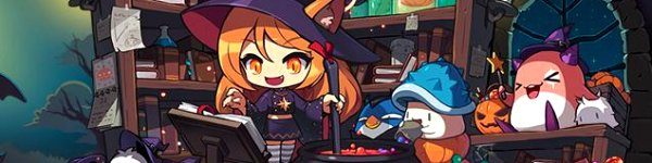 MapleStory Midnight Monster Bash