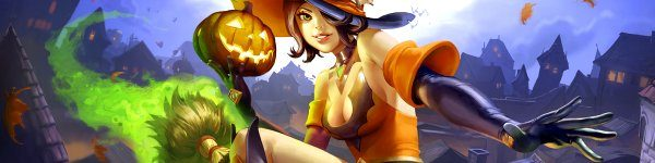 Paladins Halloween update