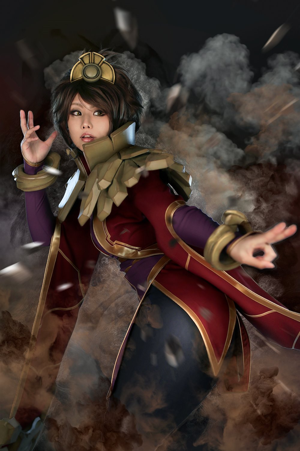League of legends Taliyah cosplay