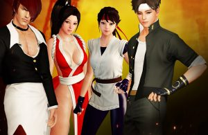 vindictus king of fighters