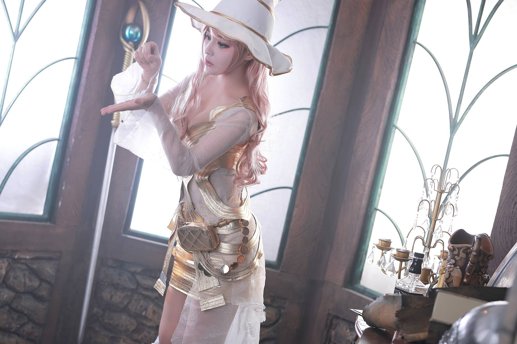 Black Desert Online RZ Cos Cosplay Witch