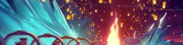 duelyst Frostfire Festival