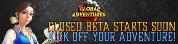Global Adventures Free Closed Beta Key Giveaway