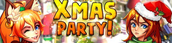 Mighty Party XMAS update