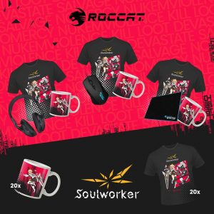 soulworker giveaway