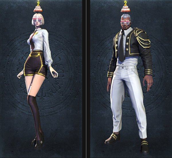 blade and soul second anniversary
