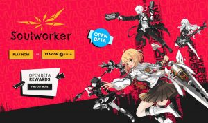 soulworker open beta download