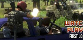 H1Z1 Auto Royale First Look Gameplay Video