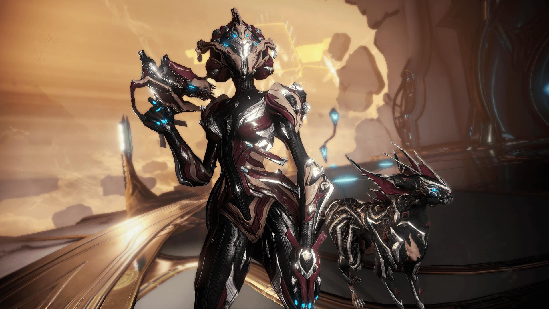 warframe beasts of the sanctuary