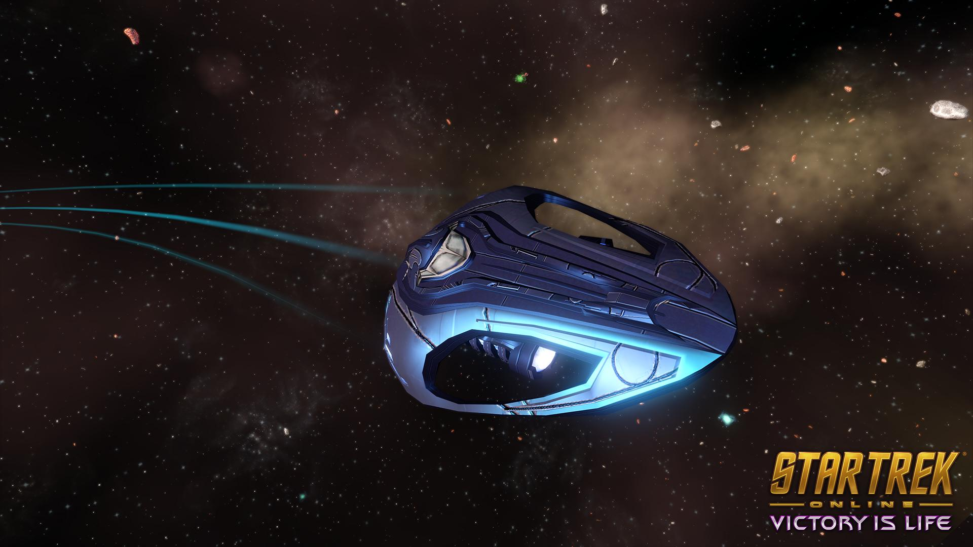 Star Trek Online Free Stalker Stealth Fighter Giveaway