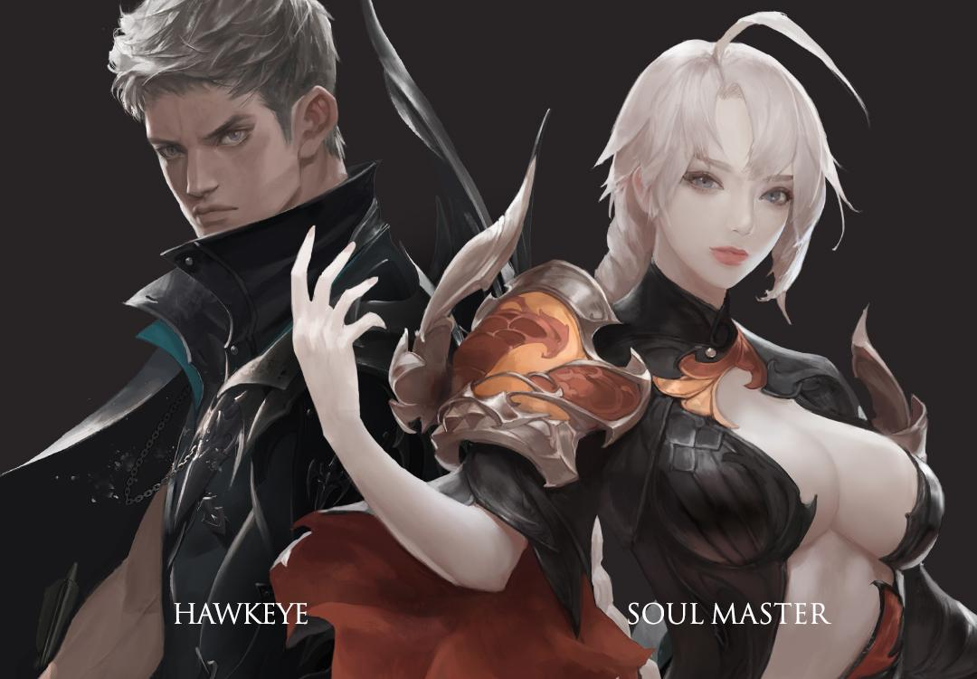 Lost ark classes hawkeye soul master