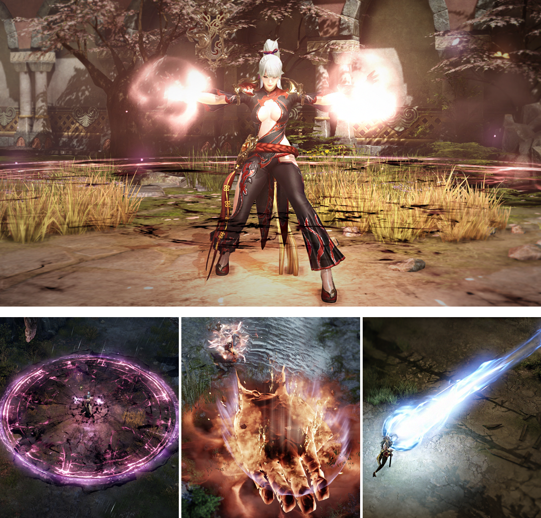 Lost Ark new classes hawkeye soul master