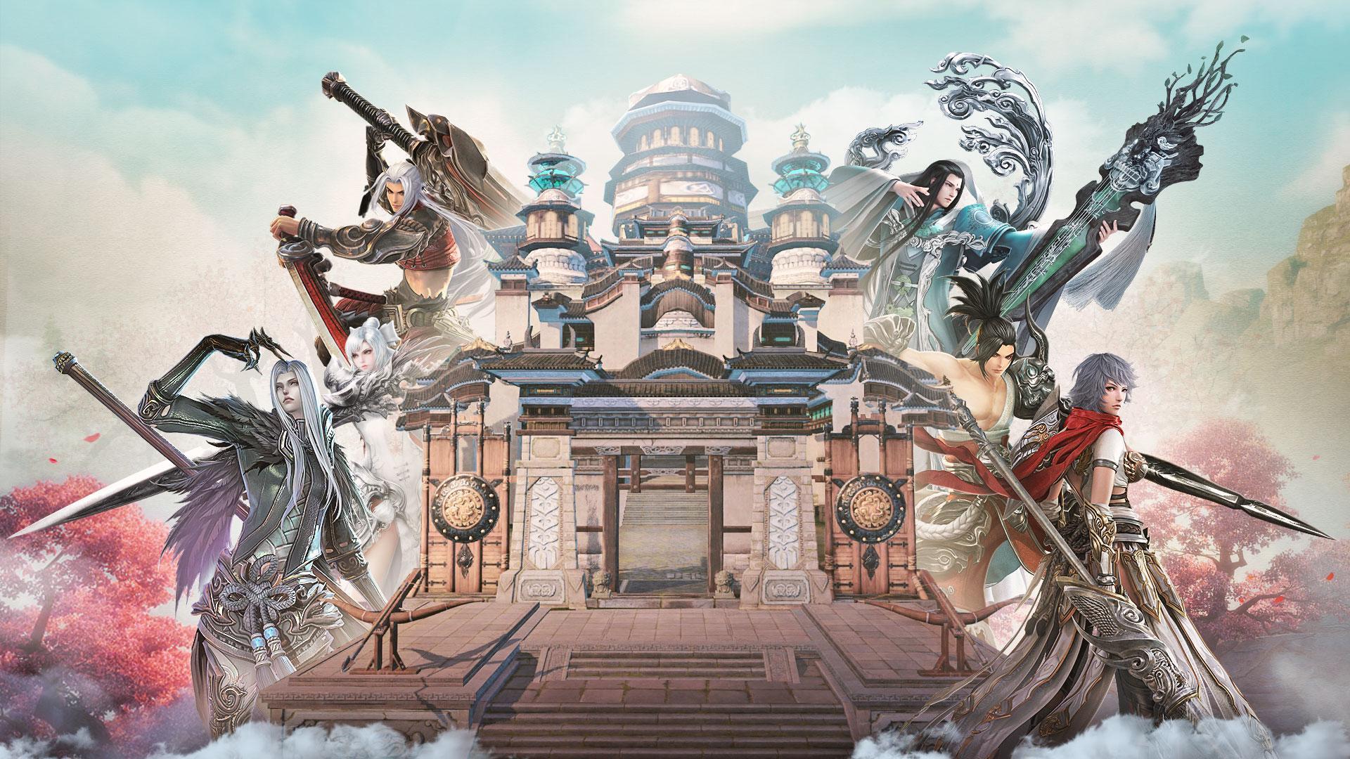 Revelation Online Imperial War update