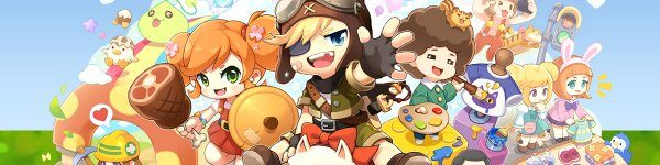 MapleStory 2 closed beta
