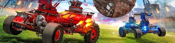 Crossout rocket league football