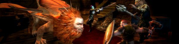 Dungeons & Dragons Online White Plume Mountain