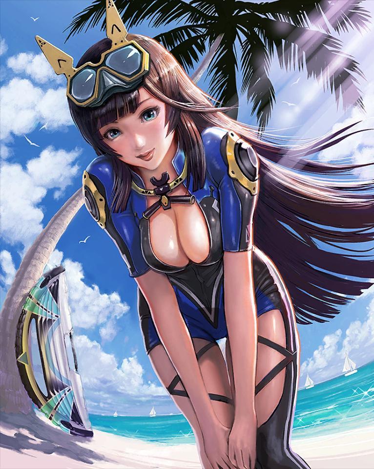 Mobius Final Fantasy Legend Job Meia