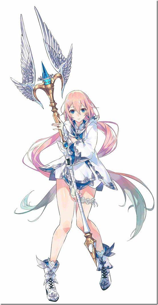 Idola Phantasy Star Saga game Stella