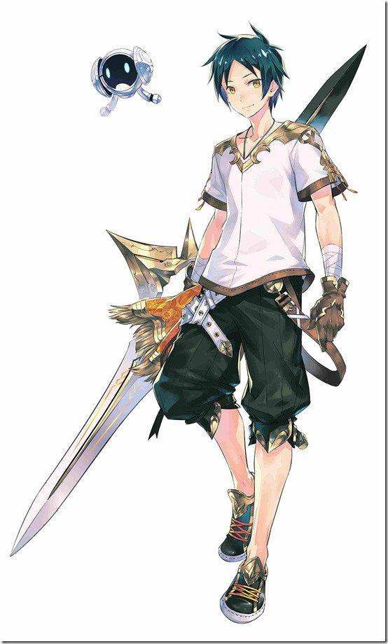 Idola Phantasy Star Saga game Yuri