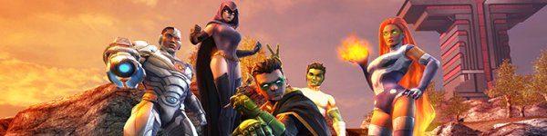 DC Universe Online Teen Titans Judas Contract