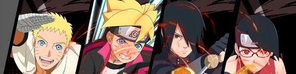 Naruto x Boruto: Borutical Generations anime game